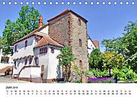 Wiesloch - Spaziergang durch die Altstadt (Tischkalender 2019 DIN A5 quer) - Produktdetailbild 10