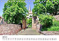 Wiesloch - Spaziergang durch die Altstadt (Tischkalender 2019 DIN A5 quer) - Produktdetailbild 11