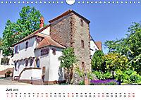 Wiesloch - Spaziergang durch die Altstadt (Wandkalender 2019 DIN A4 quer) - Produktdetailbild 6