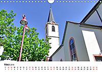 Wiesloch - Spaziergang durch die Altstadt (Wandkalender 2019 DIN A4 quer) - Produktdetailbild 3