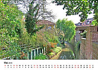 Wiesloch - Spaziergang durch die Altstadt (Wandkalender 2019 DIN A4 quer) - Produktdetailbild 5