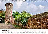 Wiesloch - Spaziergang durch die Altstadt (Wandkalender 2019 DIN A4 quer) - Produktdetailbild 11