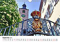 Wiesloch - Spaziergang durch die Altstadt (Wandkalender 2019 DIN A4 quer) - Produktdetailbild 9