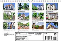 Wiesloch - Spaziergang durch die Altstadt (Wandkalender 2019 DIN A4 quer) - Produktdetailbild 13