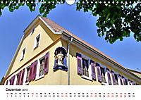 Wiesloch - Spaziergang durch die Altstadt (Wandkalender 2019 DIN A4 quer) - Produktdetailbild 12