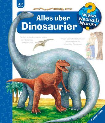 Wieso? Weshalb? Warum? Band 12: Alles über Dinosaurier, Patricia Mennen