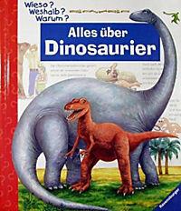 Wieso? Weshalb? Warum? Band 12: Alles über Dinosaurier - Produktdetailbild 1