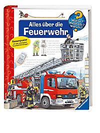 Wieso? Weshalb? Warum? Band 2: Alles über die Feuerwehr - Produktdetailbild 1