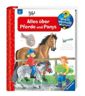 Wieso? Weshalb? Warum? Band 21: Alles über Pferde und Ponys, Andrea Erne