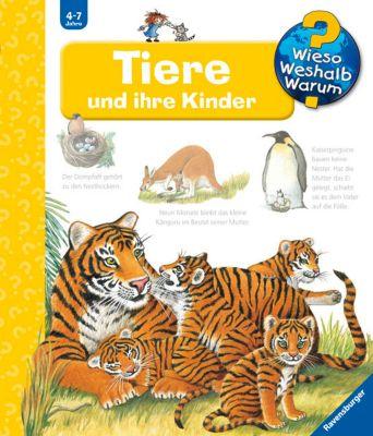 Wieso? Weshalb? Warum? Band 33: Tiere und ihre Kinder, Doris Rübel