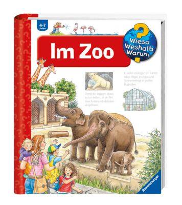Wieso? Weshalb? Warum? Band 45: Im Zoo, Andrea Erne