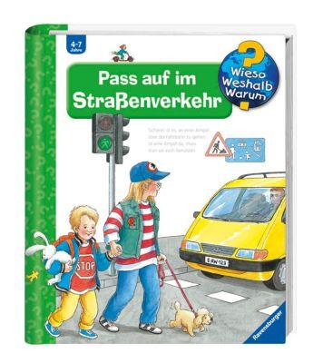 Wieso? Weshalb? Warum? Band 5: Pass auf im Straßenverkehr - Angela Weinhold pdf epub
