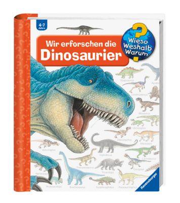 Wieso? Weshalb? Warum? Band 55: Wir erforschen die Dinosaurier, Angela Weinhold