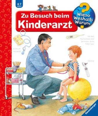 Wieso? Weshalb? Warum? Band 9: Zu Besuch beim Kinderarzt, Doris Rübel