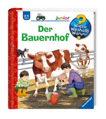 Wieso? Weshalb? Warum? Junior Band 1: Der Bauernhof - Katja Reider |