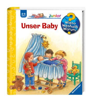 Wieso? Weshalb? Warum? Junior Band 12: Unser Baby - Angela Weinhold |
