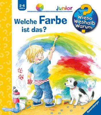 Wieso? Weshalb? Warum? Junior Band 13: Welche Farbe ist das?, Doris Rübel