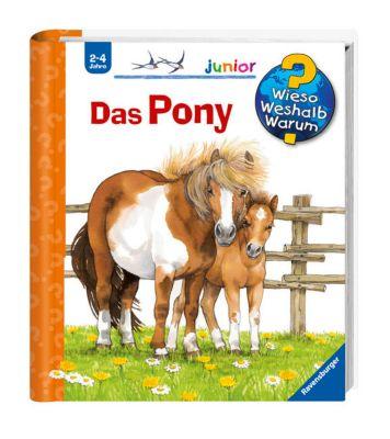 Wieso? Weshalb? Warum? Junior Band 20: Das Pony - THEA ROSS |
