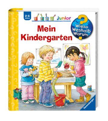 Wieso? Weshalb? Warum? Junior Band 24: Mein Kindergarten, Doris Rübel