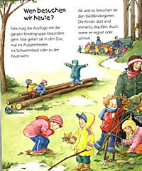 Wieso? Weshalb? Warum? Junior Band 24: Mein Kindergarten - Produktdetailbild 6