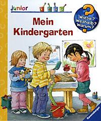 Wieso? Weshalb? Warum? Junior Band 24: Mein Kindergarten - Produktdetailbild 1