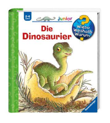 Wieso? Weshalb? Warum? Junior Band 25: Die Dinosaurier - Angela Weinhold |