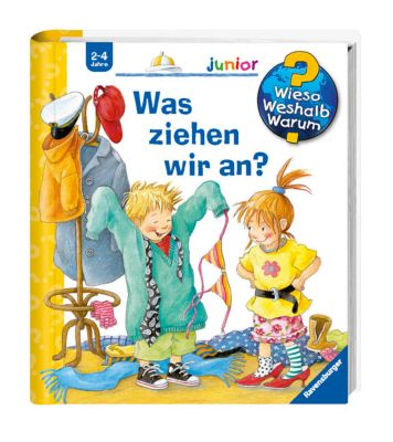 Wieso? Weshalb? Warum? Junior Band 26: Was ziehen wir an?, Doris Rübel