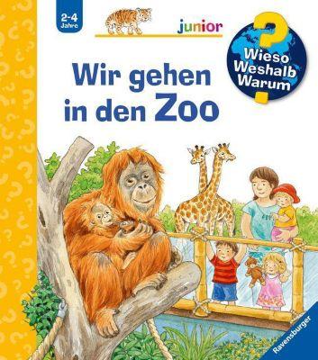 Wieso? Weshalb? Warum? Junior Band 30: Wir gehen in den Zoo - Patricia Mennen pdf epub