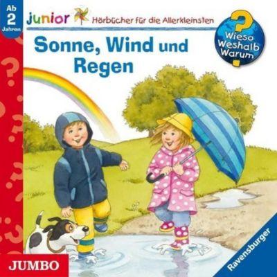 Wieso? Weshalb? Warum? Junior Band 47: Sonne, Wind und Regen (1 Audio-CD), Wieso? Weshalb? Warum? Junior, Elskis, Sprick
