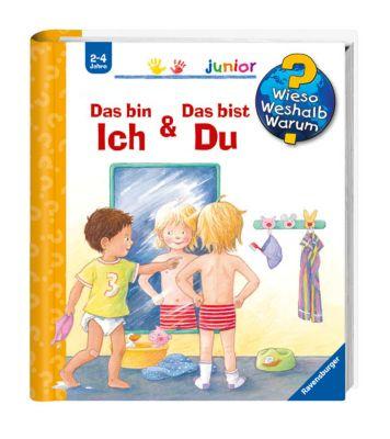 Wieso? Weshalb? Warum? Junior Band 5: Das bin ich & Das bist du, Doris Rübel