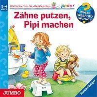 Wieso? Weshalb? Warum? Junior Band 52: Zähne putzen, Pipi machen (Audio-CD)