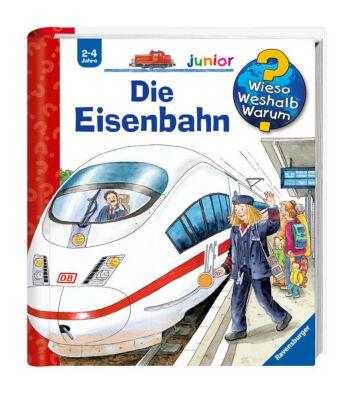 Wieso? Weshalb? Warum? Junior Band 9: Die Eisenbahn, Andrea Erne