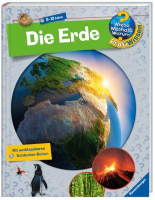 Wieso? Weshalb? Warum? - Profiwissen Band 1: Die Erde, Anette Kannenberg, Andrea Erne