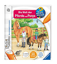Wieso? Weshalb? Warum? tiptoi® Band 13: Die Welt der Pferde und Ponys - Produktdetailbild 1