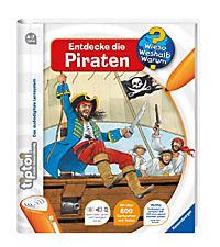 Wieso? Weshalb? Warum? tiptoi® Band 7: Entdecke die Piraten - Produktdetailbild 1