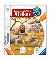 Wieso? Weshalb? Warum? tiptoi® Band 9: Entdecke die Tiere Afrikas - Produktdetailbild 1