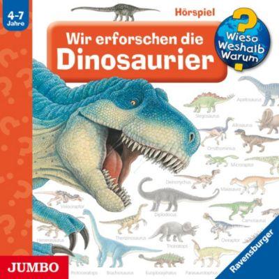 Wieso? Weshalb? Warum?: Wieso? Weshalb? Warum? Wir erforschen die Dinosaurier, Angela Weinhold