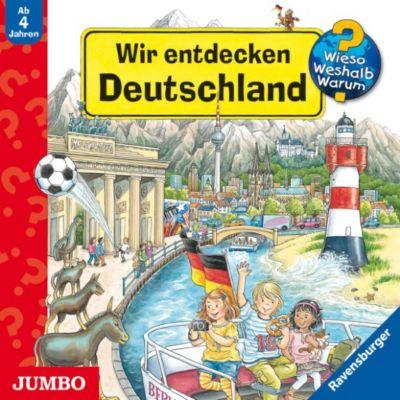 Wieso? Weshalb? Warum? Wir entdecken Deutschland, Andrea Erne