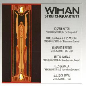 Wihan Streichquartett, Wihan Streichquartett