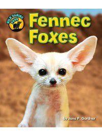 Wild Canine Pups: Fennec Foxes, Jane P. Gardner