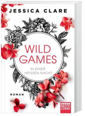 Wild Games - In einer heißen Nacht, Jessica Clare