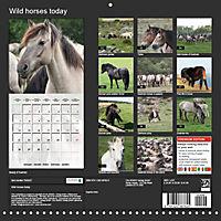 Wild horses today (Wall Calendar 2019 300 × 300 mm Square) - Produktdetailbild 13