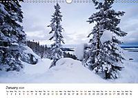 Wild North Karelia (Wall Calendar 2019 DIN A3 Landscape) - Produktdetailbild 1