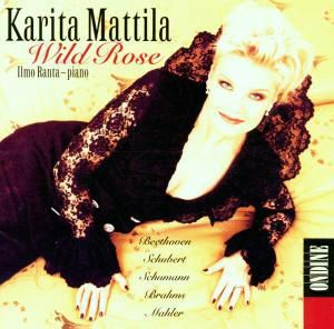 Wild Rose-Lieder, Karita Mattila, Ilmo Ranta