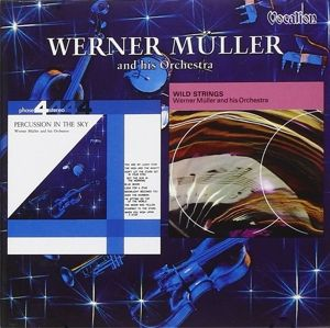 Wild Strings - Percussion In The, Werner Müller