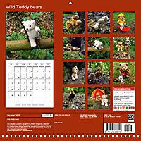 Wild Teddy bears (Wall Calendar 2019 300 × 300 mm Square) - Produktdetailbild 13