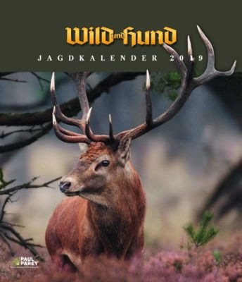 Wild und Hund Jagdkalender 2019