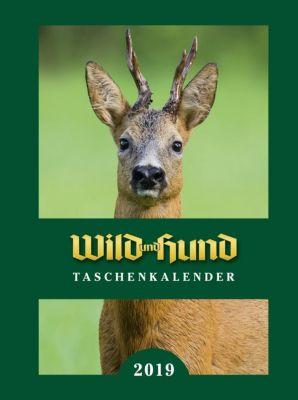 Wild und Hund Taschenkalender 2019