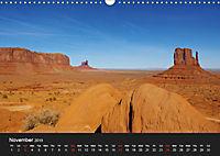 WILD WILD WEST / UK-Version (Wall Calendar 2019 DIN A3 Landscape) - Produktdetailbild 11