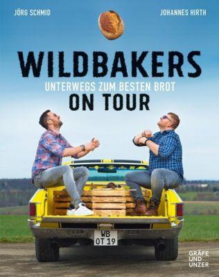 Wildbakers on Tour -  pdf epub